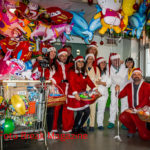 2019-12-25- Foto Video Gallery Volontariato Reparti Pediatrici Spedali Civili e Poliambulanza Di Brescia